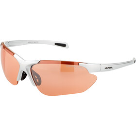 Alpina Jalix Glasses silver-black